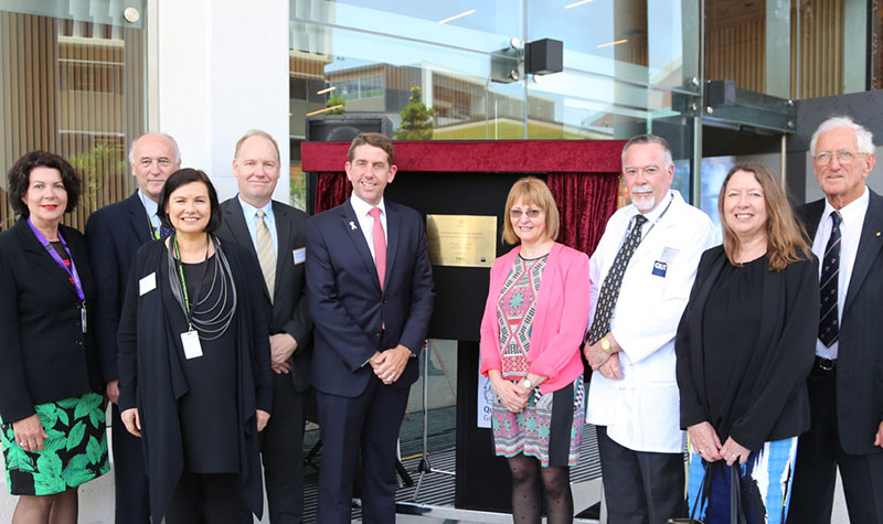 Opening of the new research centre