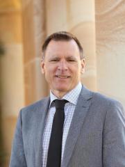 Dr Tim Forrest