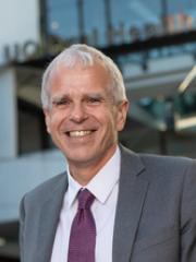 Professor Geoff McColl