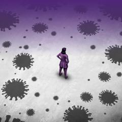 The Invisible Burden: Measuring the mental health impact of pandemics