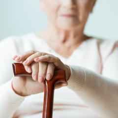 Parkinson's disease limits mobility