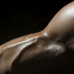 Overworking a muscle can have serious  consequences for our health. Imagefrom www.shutterstock.com.au