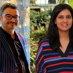 A/Prof Hasnain and Dr Guimaraes win 2020 Young Tall Poppy Science Awards