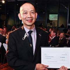 Professor Kwun Fong