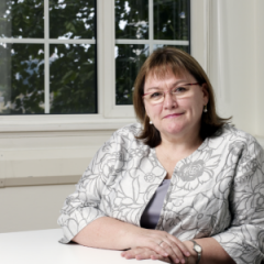 Professor Helen McCutcheon has been in the nursing profession for more than 35 years.