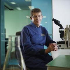 UQ's Professor Ian Frazer.