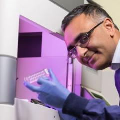 Haematologist Professor Maher Gandhi is the Diamantina Institute's new Leukaemia Foundation of Queensland Chair in Blood Cancer Research.