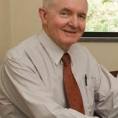 Emeritus Professor Malcolm West