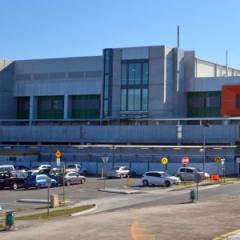 The QEII Jubilee Hospital in Brisbane's south