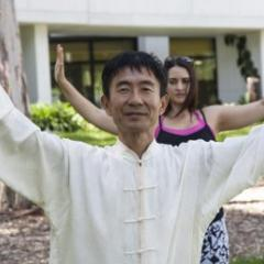 UQ's Dr Xin Liu's Tai Chi-based exercise program targets obese people suffering depression, anxiety and stress.