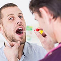 New recommendation to treat sore throats